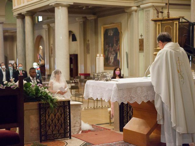 Il matrimonio di Giovanni e Floriana a Concorezzo, Monza e Brianza 13