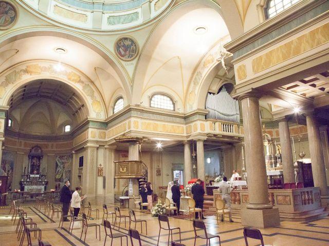 Il matrimonio di Giovanni e Floriana a Concorezzo, Monza e Brianza 15