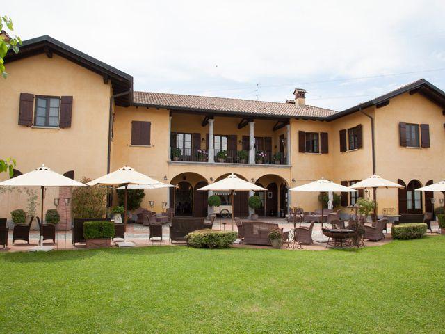 Il matrimonio di Giovanni e Floriana a Concorezzo, Monza e Brianza 17