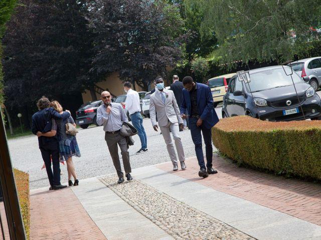 Il matrimonio di Giovanni e Floriana a Concorezzo, Monza e Brianza 21