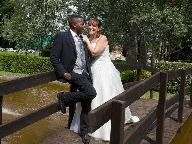Il matrimonio di Giovanni e Floriana a Concorezzo, Monza e Brianza 40