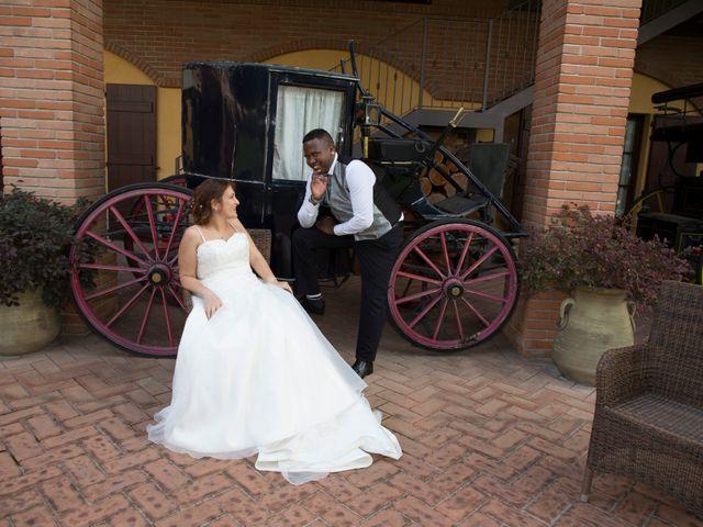 Il matrimonio di Giovanni e Floriana a Concorezzo, Monza e Brianza 47