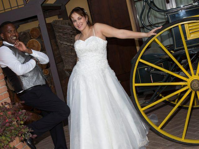 Il matrimonio di Giovanni e Floriana a Concorezzo, Monza e Brianza 48