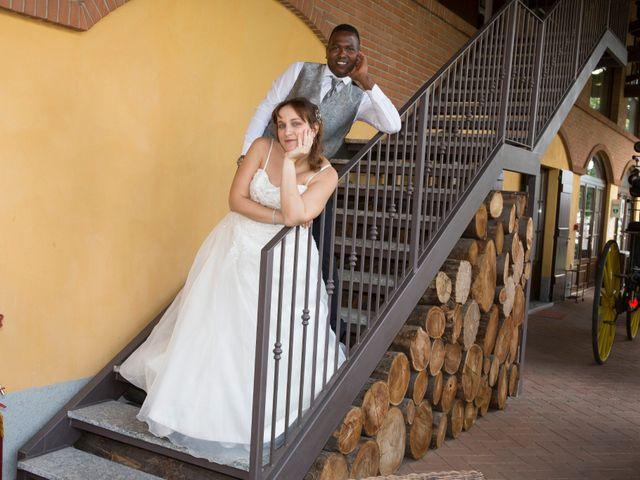 Il matrimonio di Giovanni e Floriana a Concorezzo, Monza e Brianza 50