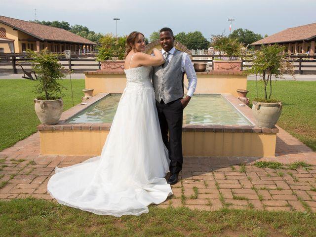 Il matrimonio di Giovanni e Floriana a Concorezzo, Monza e Brianza 53