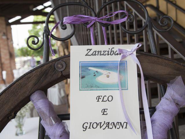 Il matrimonio di Giovanni e Floriana a Concorezzo, Monza e Brianza 61