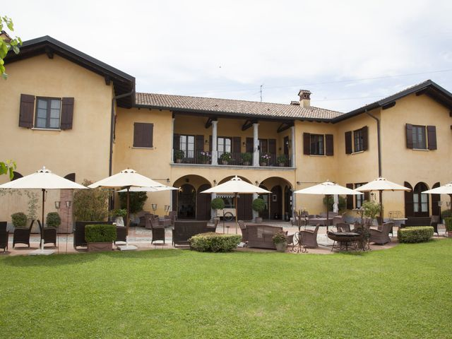 Il matrimonio di Giovanni e Floriana a Concorezzo, Monza e Brianza 65