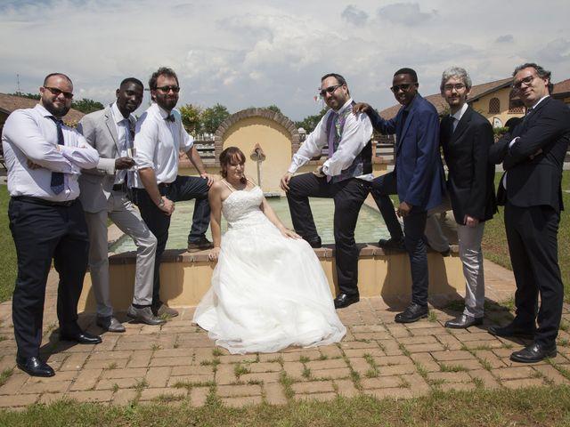 Il matrimonio di Giovanni e Floriana a Concorezzo, Monza e Brianza 66