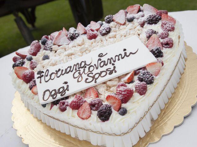 Il matrimonio di Giovanni e Floriana a Concorezzo, Monza e Brianza 75