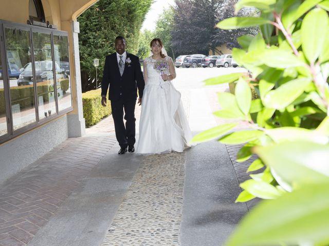 Il matrimonio di Giovanni e Floriana a Concorezzo, Monza e Brianza 80
