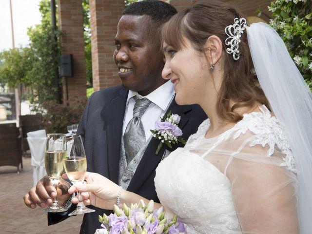 Il matrimonio di Giovanni e Floriana a Concorezzo, Monza e Brianza 81