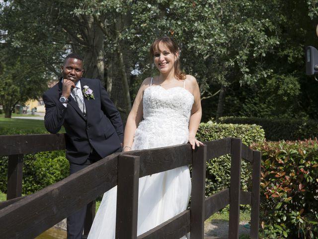 Il matrimonio di Giovanni e Floriana a Concorezzo, Monza e Brianza 84