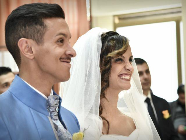 Il matrimonio di Luca e Serena a Iglesias, Cagliari 45