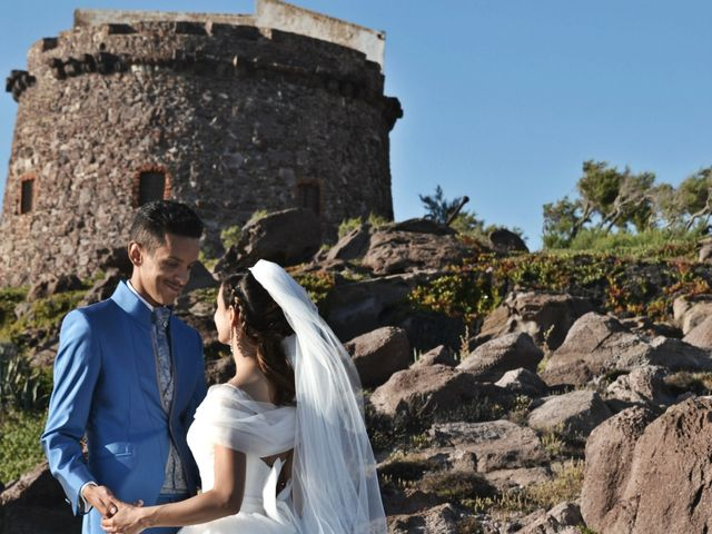 Il matrimonio di Luca e Serena a Iglesias, Cagliari 50