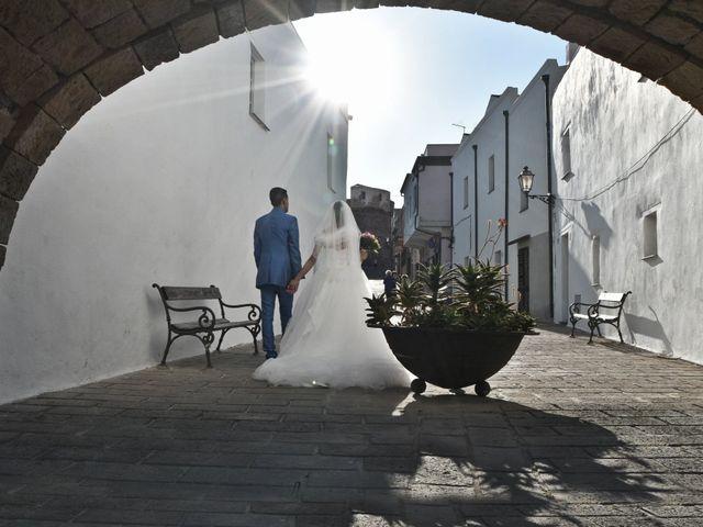 Il matrimonio di Luca e Serena a Iglesias, Cagliari 54