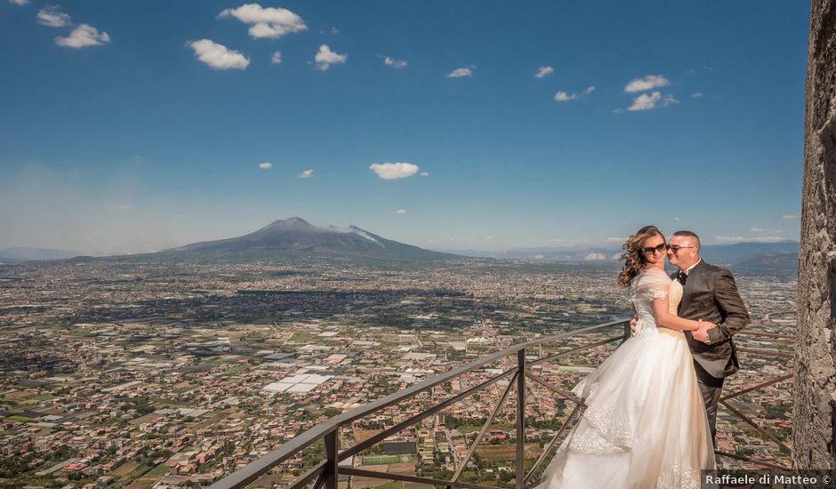 Il matrimonio di Pasquale e Teresa a Lettere, Napoli