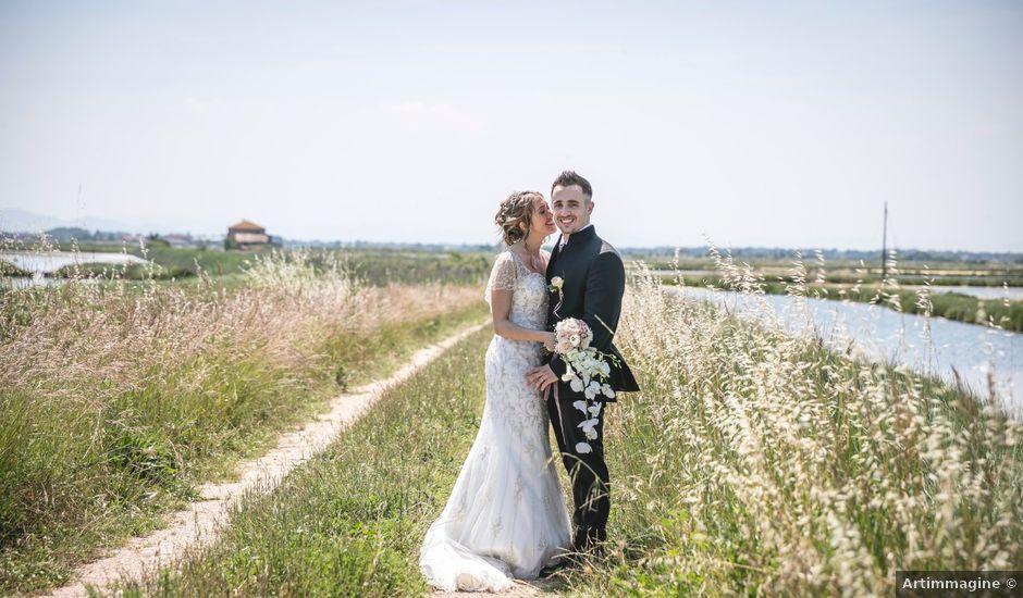 Il matrimonio di Mirko e Jessica a Forlì, Forlì-Cesena
