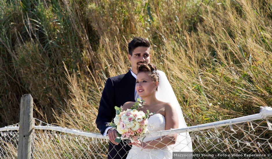 Il matrimonio di Mattia e Rita a Pescara, Pescara