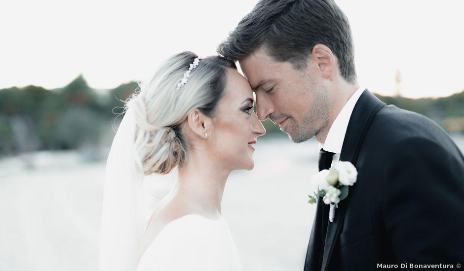 Il matrimonio di Maurizio e Donatella a Tortoreto, Teramo