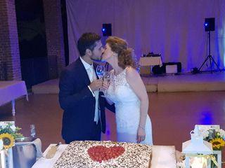 Le nozze di Massimo e Ana