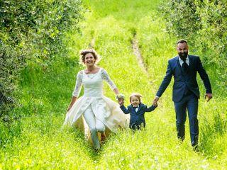 Le nozze di Giada e Daniel