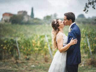 Le nozze di Claudia e Lapo