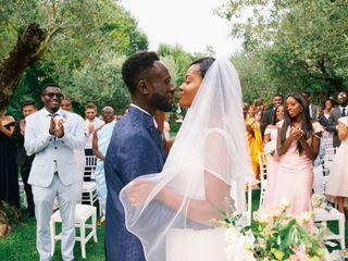 Le nozze di Giuseppina e Isaac