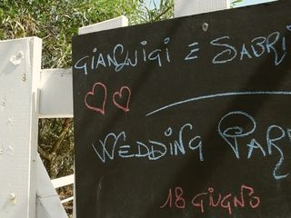 Le nozze di Sabrina e Gianluigi 1