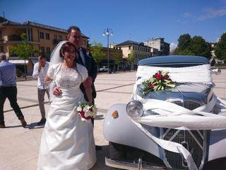 Le nozze di Dolores  e Yvan