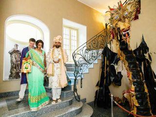 Le nozze di Nili e Karan 3