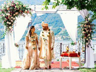 Le nozze di Nili e Karan