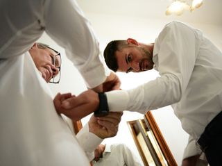 Le nozze di Deborah e Davide 1