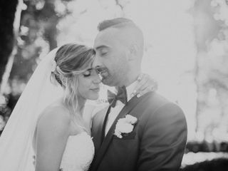 Le nozze di Elisabetta e Erik