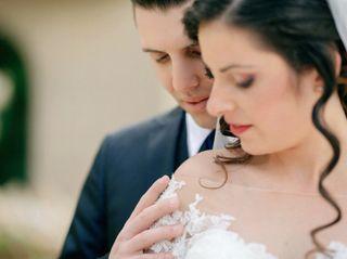 Le nozze di Rosaria e Luca