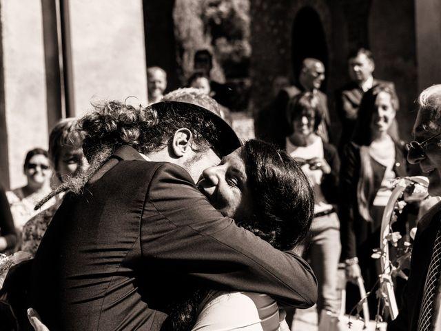 Le nozze di Carmen e Filippo