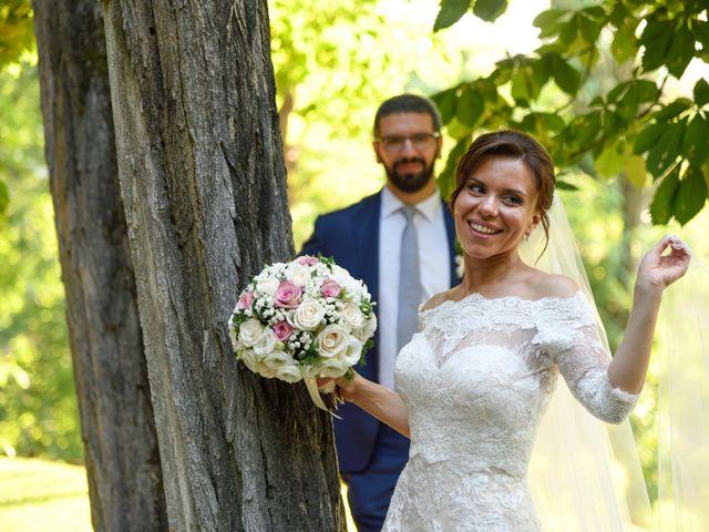 le nozze di Alessia e Giovanni