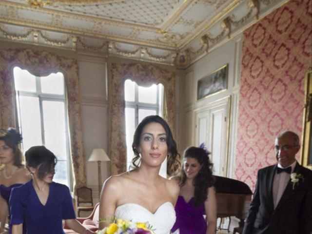 Il matrimonio di Clovis e Afra a Paderno Franciacorta, Brescia 5