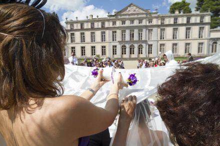 Il matrimonio di Clovis e Afra a Paderno Franciacorta, Brescia 14