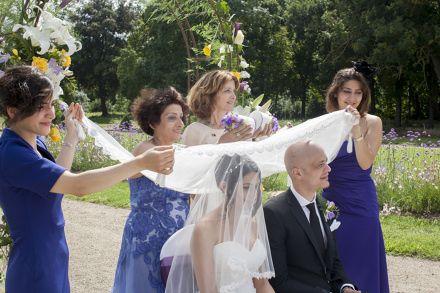 Il matrimonio di Clovis e Afra a Paderno Franciacorta, Brescia 16