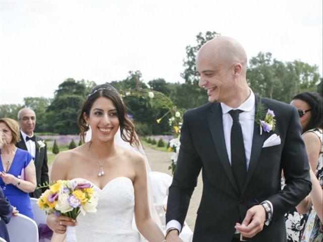 Il matrimonio di Clovis e Afra a Paderno Franciacorta, Brescia 25