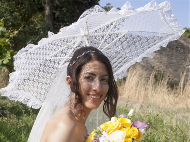 Il matrimonio di Clovis e Afra a Paderno Franciacorta, Brescia 28