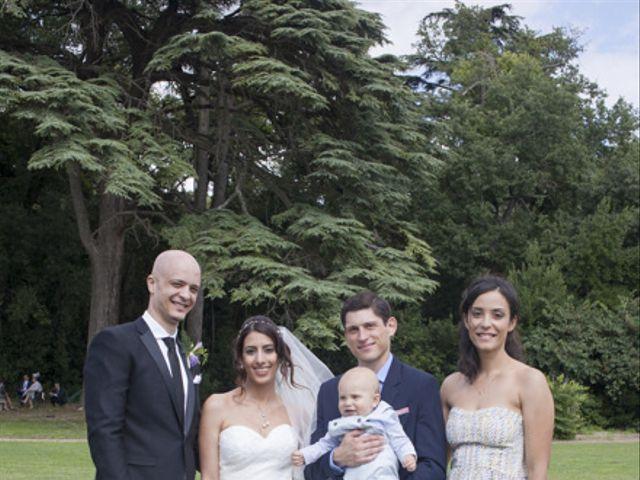 Il matrimonio di Clovis e Afra a Paderno Franciacorta, Brescia 40