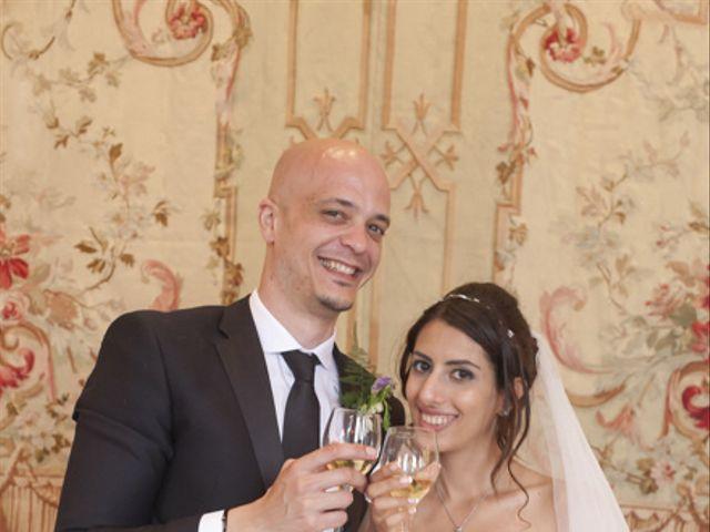 Il matrimonio di Clovis e Afra a Paderno Franciacorta, Brescia 53