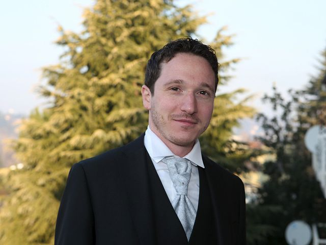 Il matrimonio di Fabio e Hime a Solbiate Arno, Varese 1