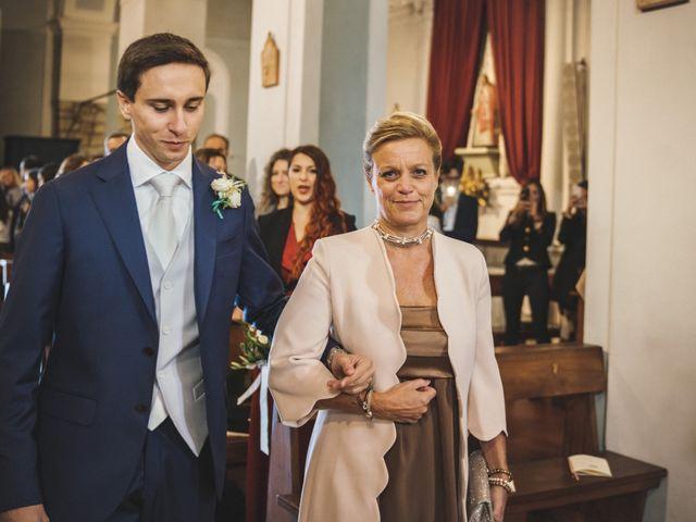 Il matrimonio di Lapo e Claudia a San Casciano in Val di Pesa, Firenze 24