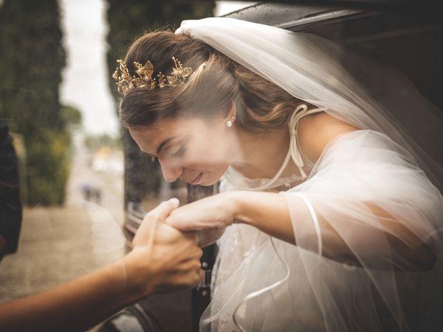 Il matrimonio di Lapo e Claudia a San Casciano in Val di Pesa, Firenze 27