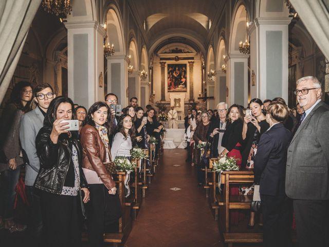 Il matrimonio di Lapo e Claudia a San Casciano in Val di Pesa, Firenze 28