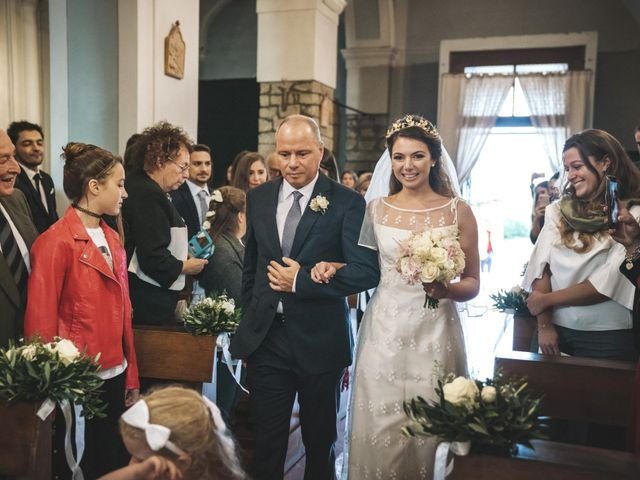 Il matrimonio di Lapo e Claudia a San Casciano in Val di Pesa, Firenze 29