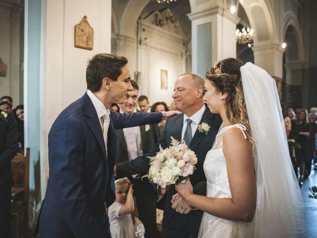 Il matrimonio di Lapo e Claudia a San Casciano in Val di Pesa, Firenze 30