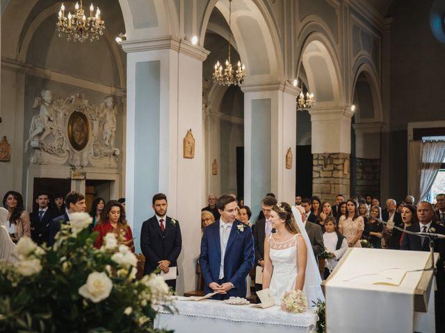 Il matrimonio di Lapo e Claudia a San Casciano in Val di Pesa, Firenze 34
